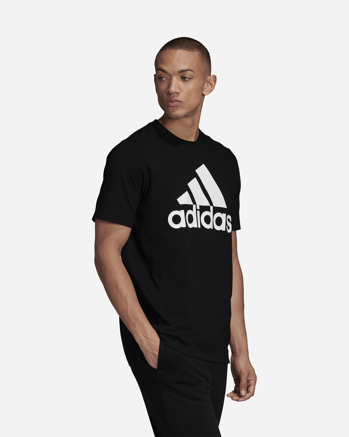 T-Shirt ADIDAS MH BOSS M S5216471 scatto 3