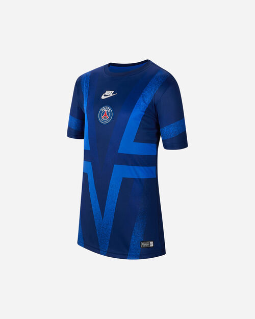 Abbigliamento calcio NIKE PARIS SAINT-GERMAIN PREMATCH 19-20 JR