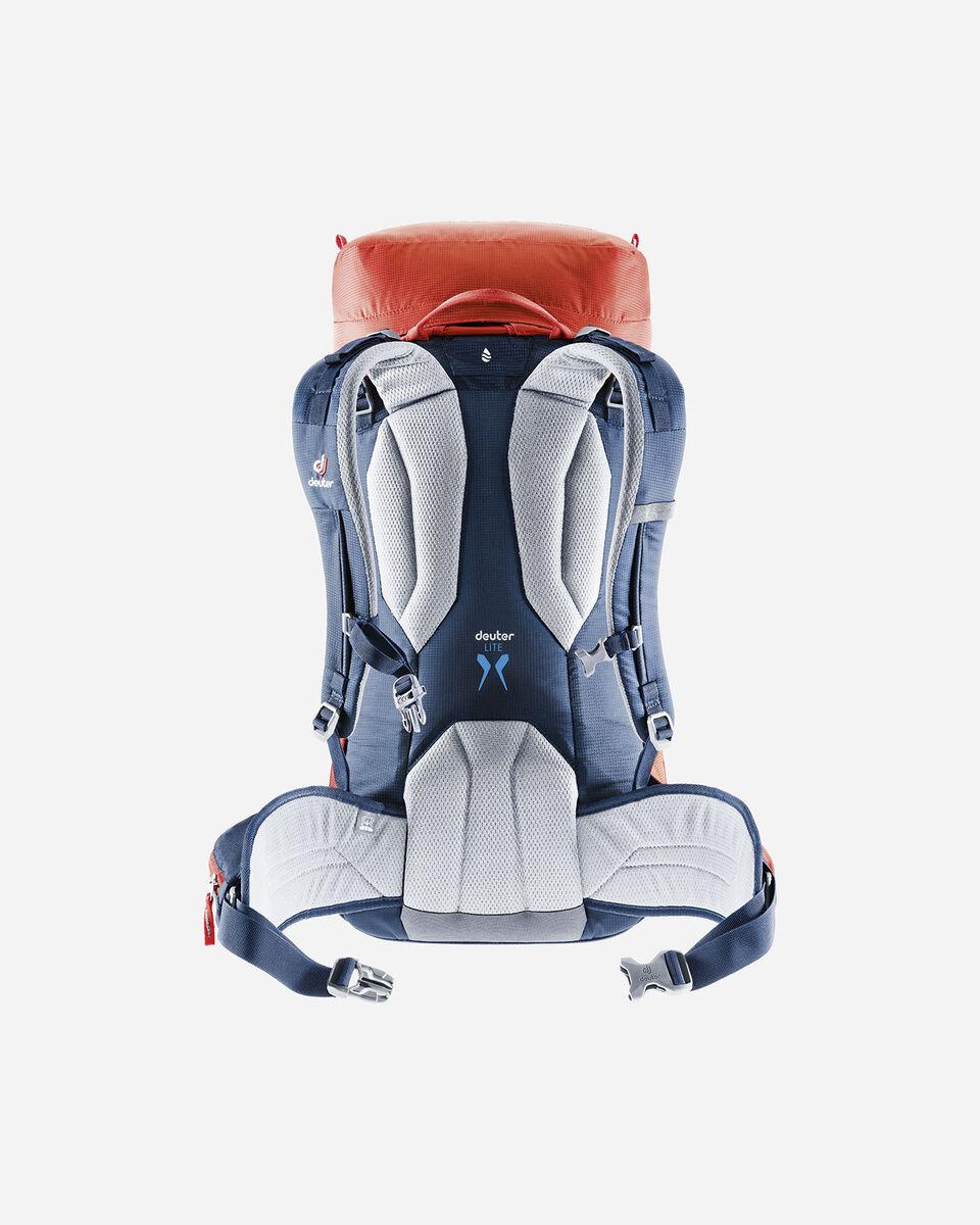 Zaino alpinismo DEUTER GUIDE LITE 30+ S4077421 9311 UNI scatto 4