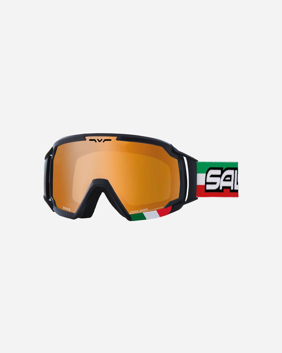 Maschera sci SALICE 618 ITA S4006818|NERO|UNI scatto 0