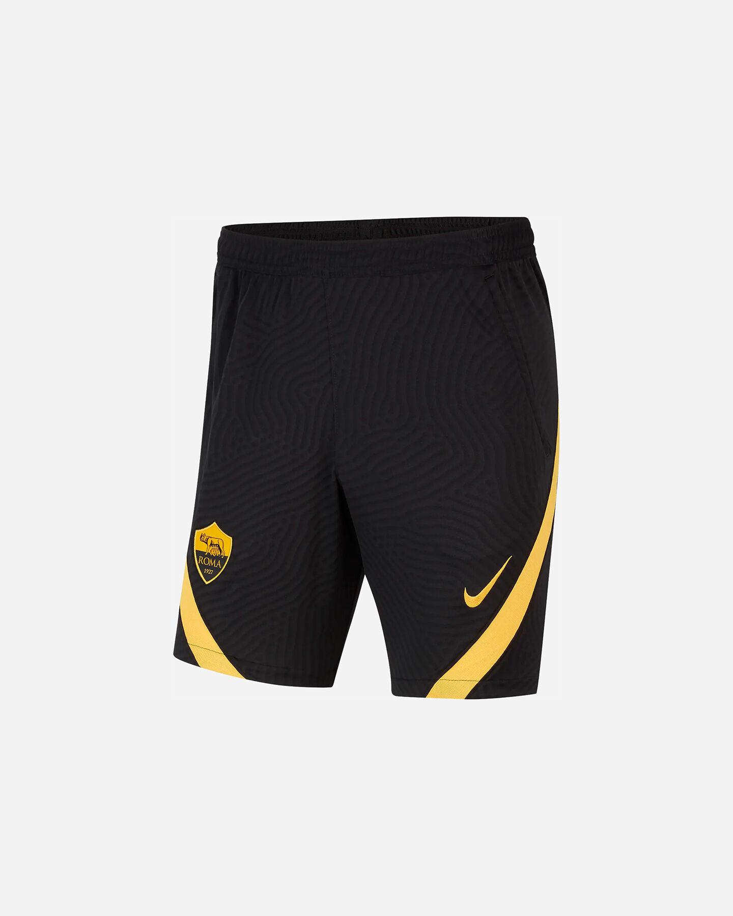 Pantaloncini calcio NIKE ROMA TRAINING 20-21 M S5195512 scatto 0