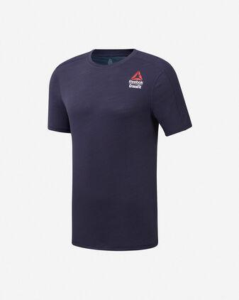 T-Shirt training REEBOK CROSSFIT GAMES ACTIVCHILL M
