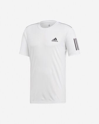T-Shirt tennis ADIDAS 3-STRIPES CLUB M