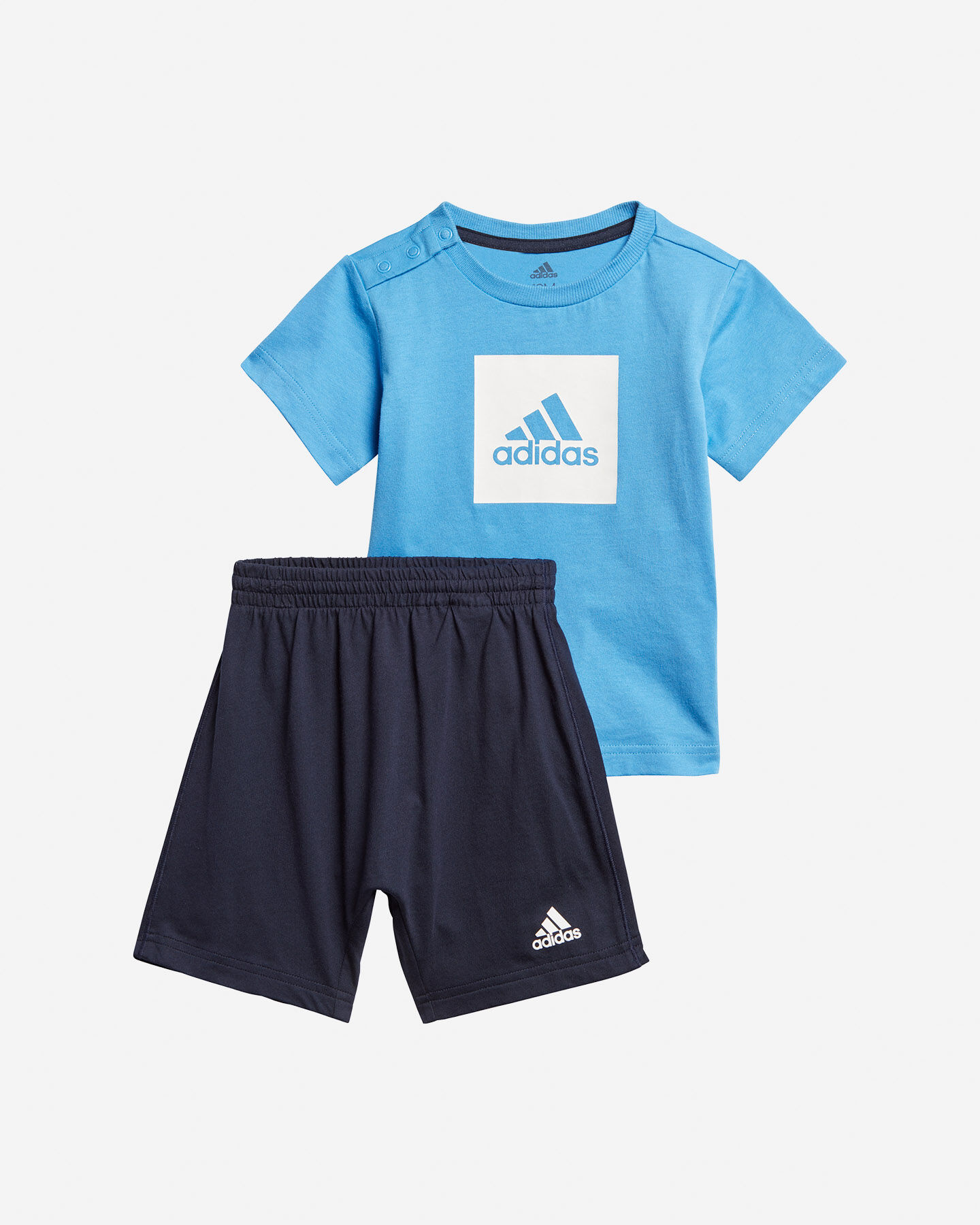 Completo ADIDAS LOGO SUMMER JR S5149135 scatto 0