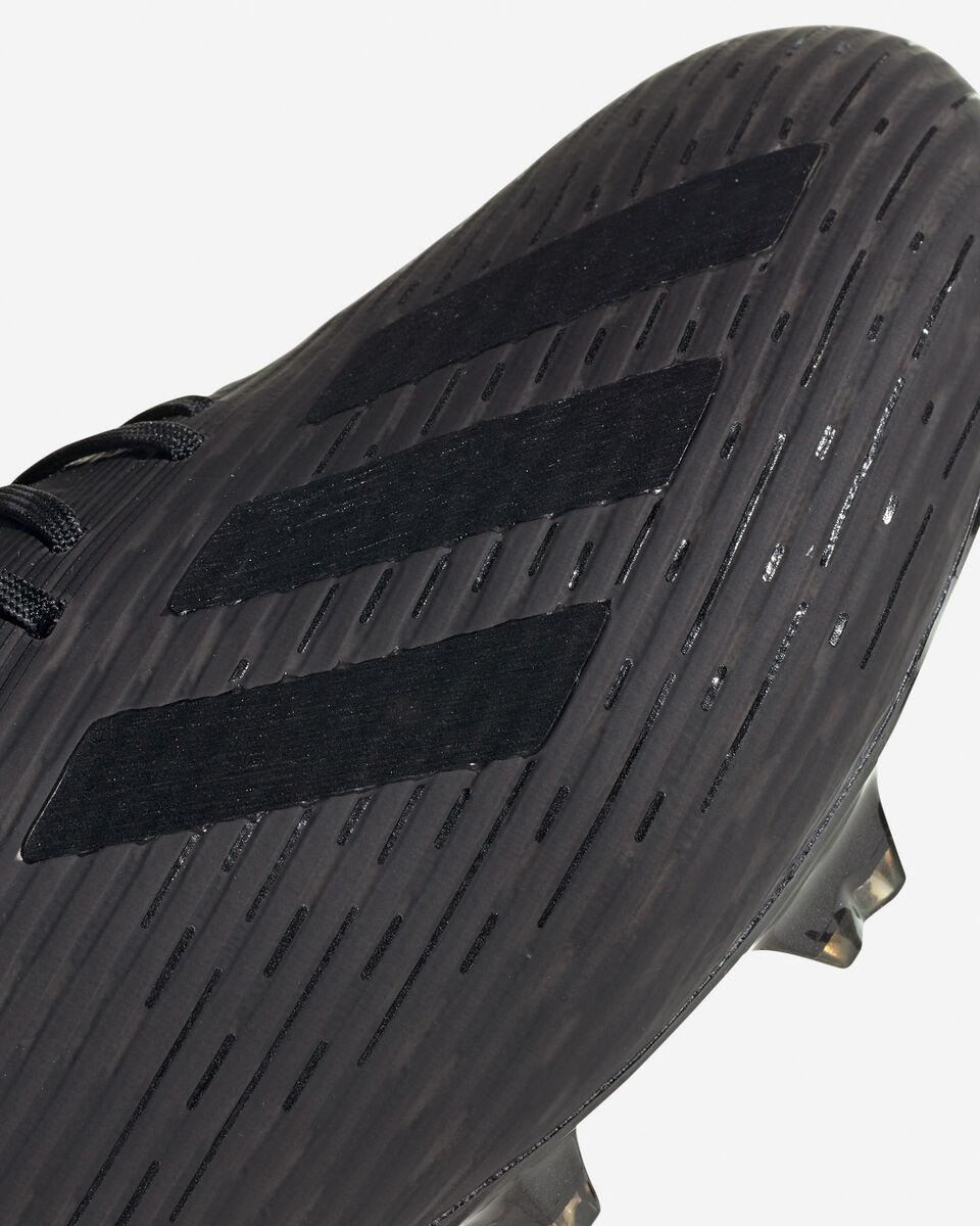 Scarpe calcio ADIDAS X 19.1 FG M S5056639 scatto 4