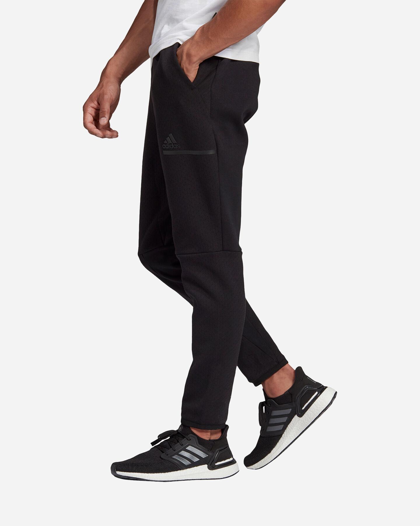 Pantalone ADIDAS ZONE M S5228113 scatto 3