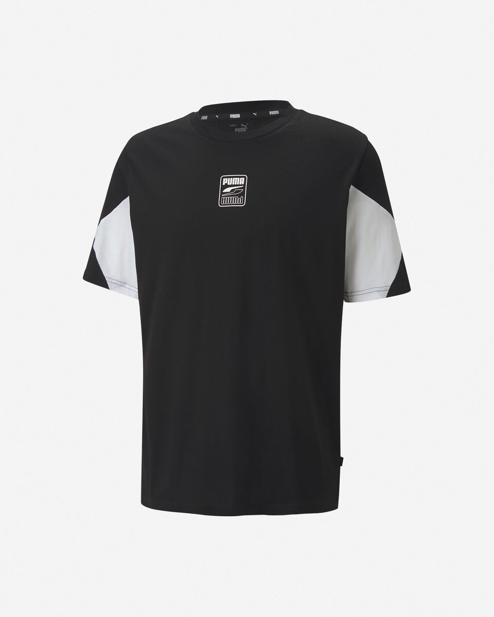 T-Shirt PUMA REBEL ADVANCED M S5235149 scatto 0