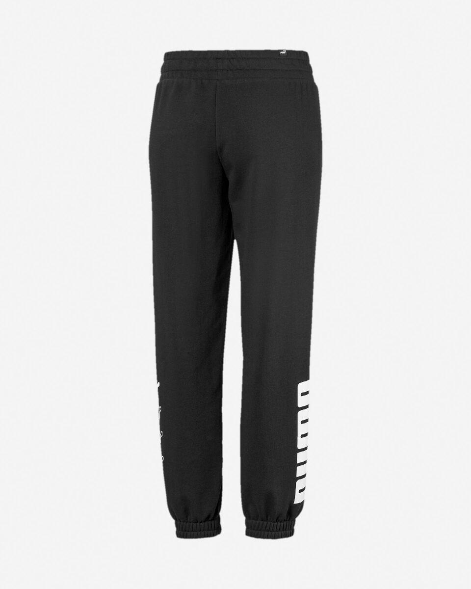 Pantalone PUMA REBEL W S5172783 scatto 1