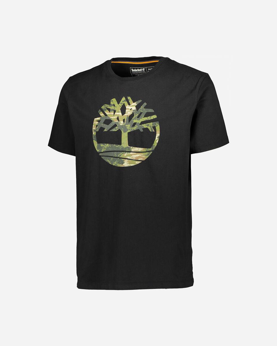 T-Shirt TIMBERLAND CAMO TREE M S4088649 scatto 0