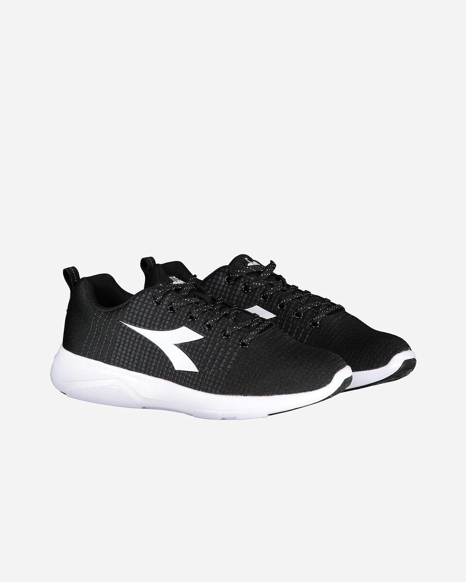 Scarpe sneakers DIADORA X RUN LIGHT 5 W S4076258 scatto 1
