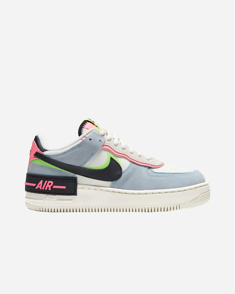Scarpe sneakers NIKE AIR FORCE 1 SHADOW W S5270394 scatto 0