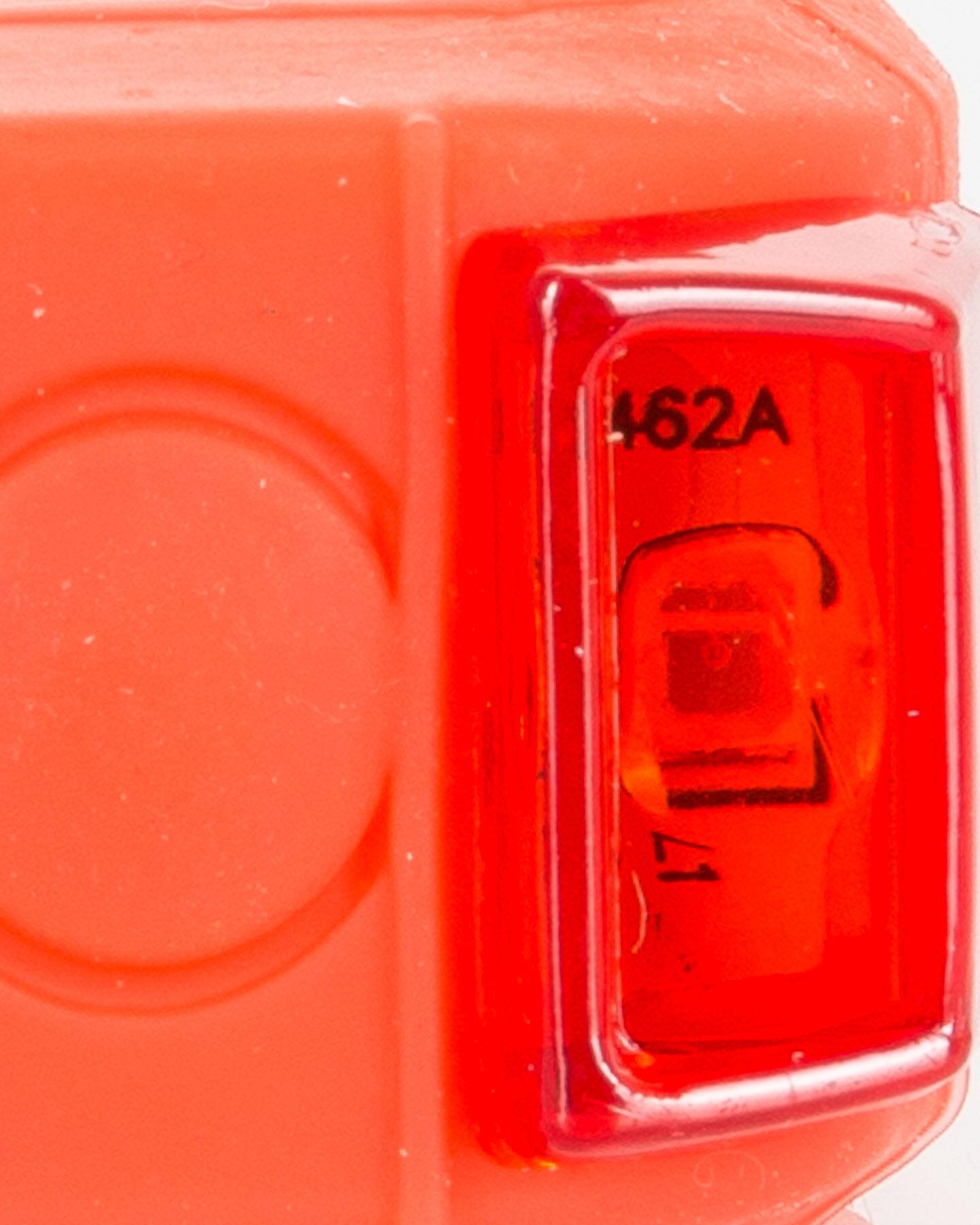 Fanale bici BONIN JY HAPPY POSTERIORE 2 LED 3 FUNZIONI S4050072|1|UNI scatto 2