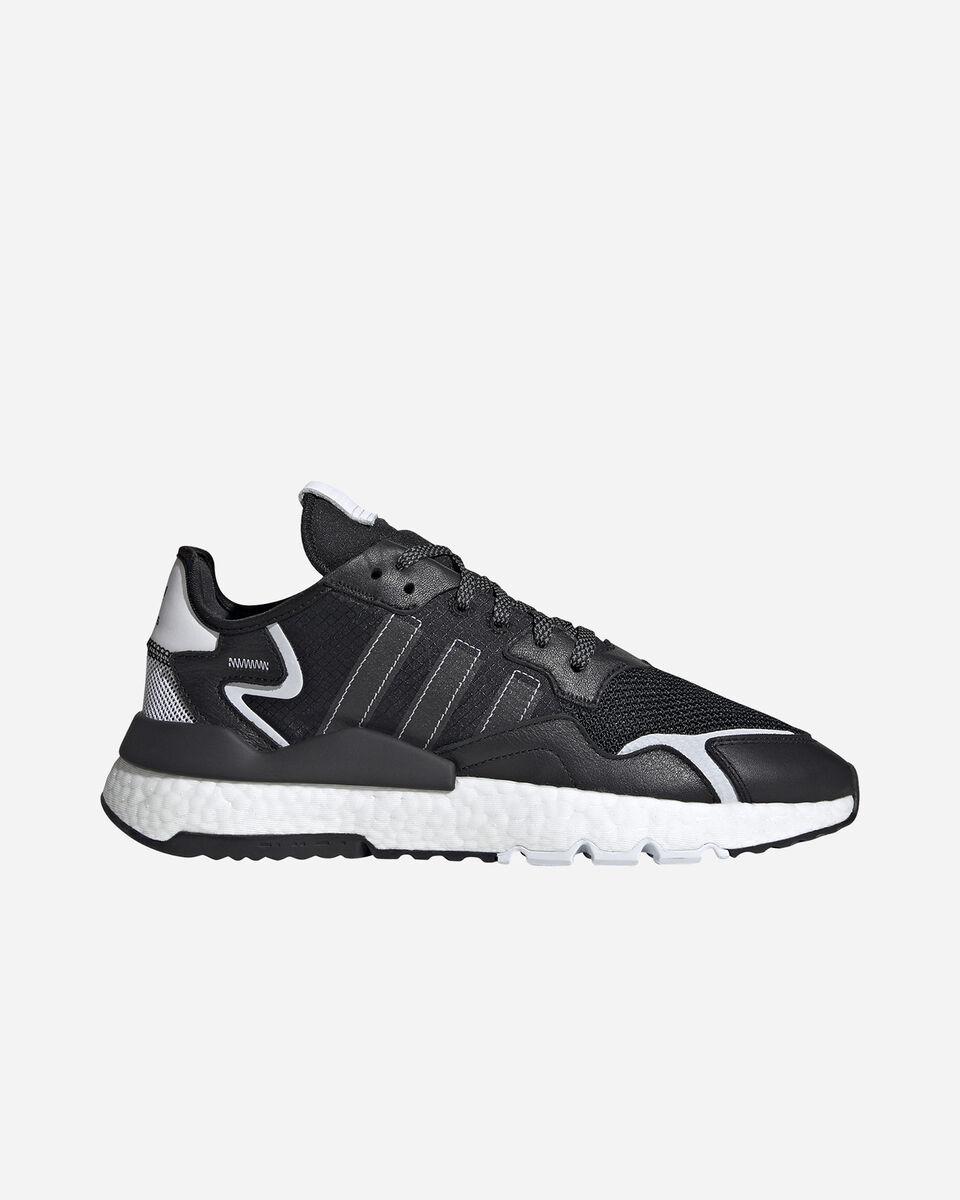 Scarpe sneakers ADIDAS NITE JOGGER M S5209261 scatto 0