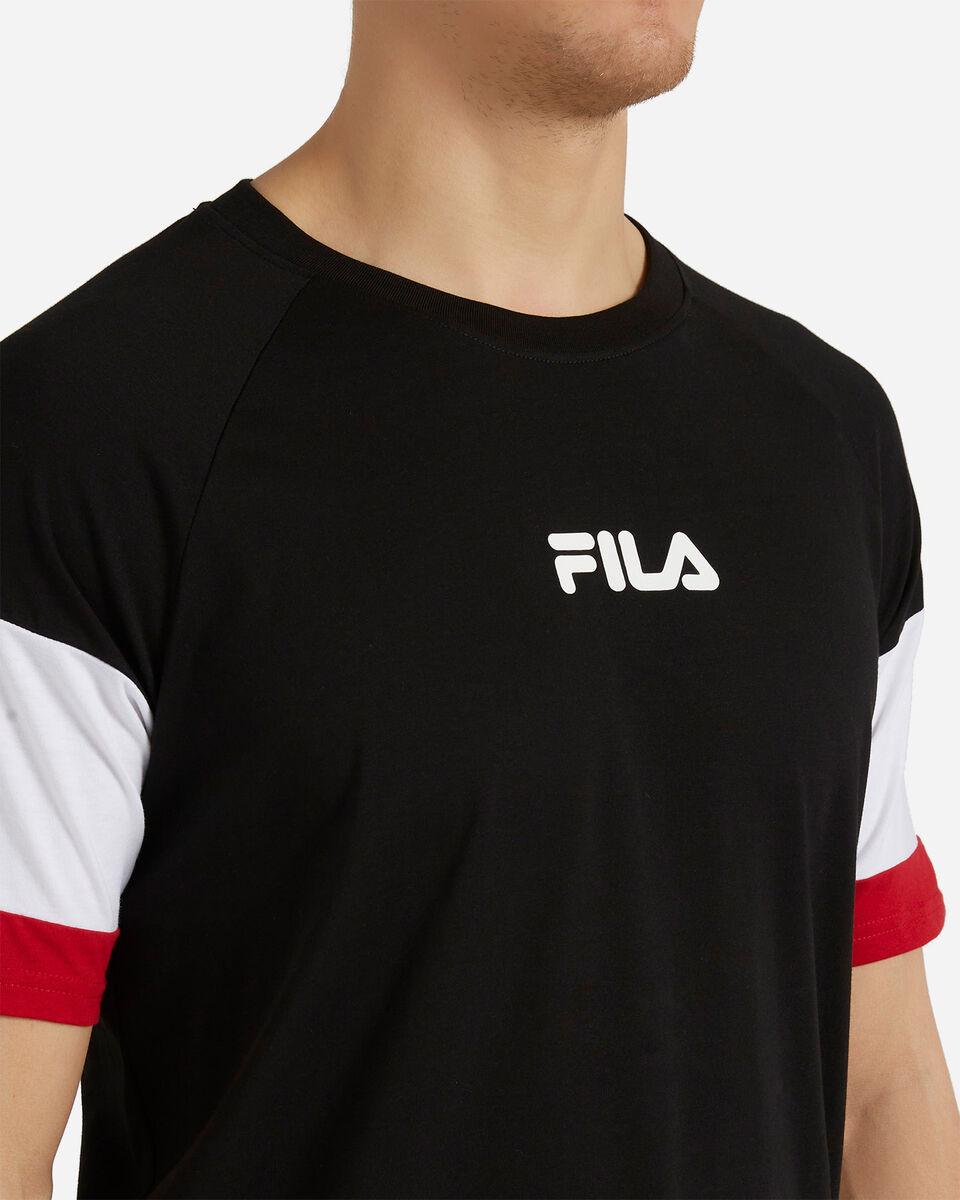 T-Shirt FILA NEW COLOR BLOCK M S4088467 scatto 4