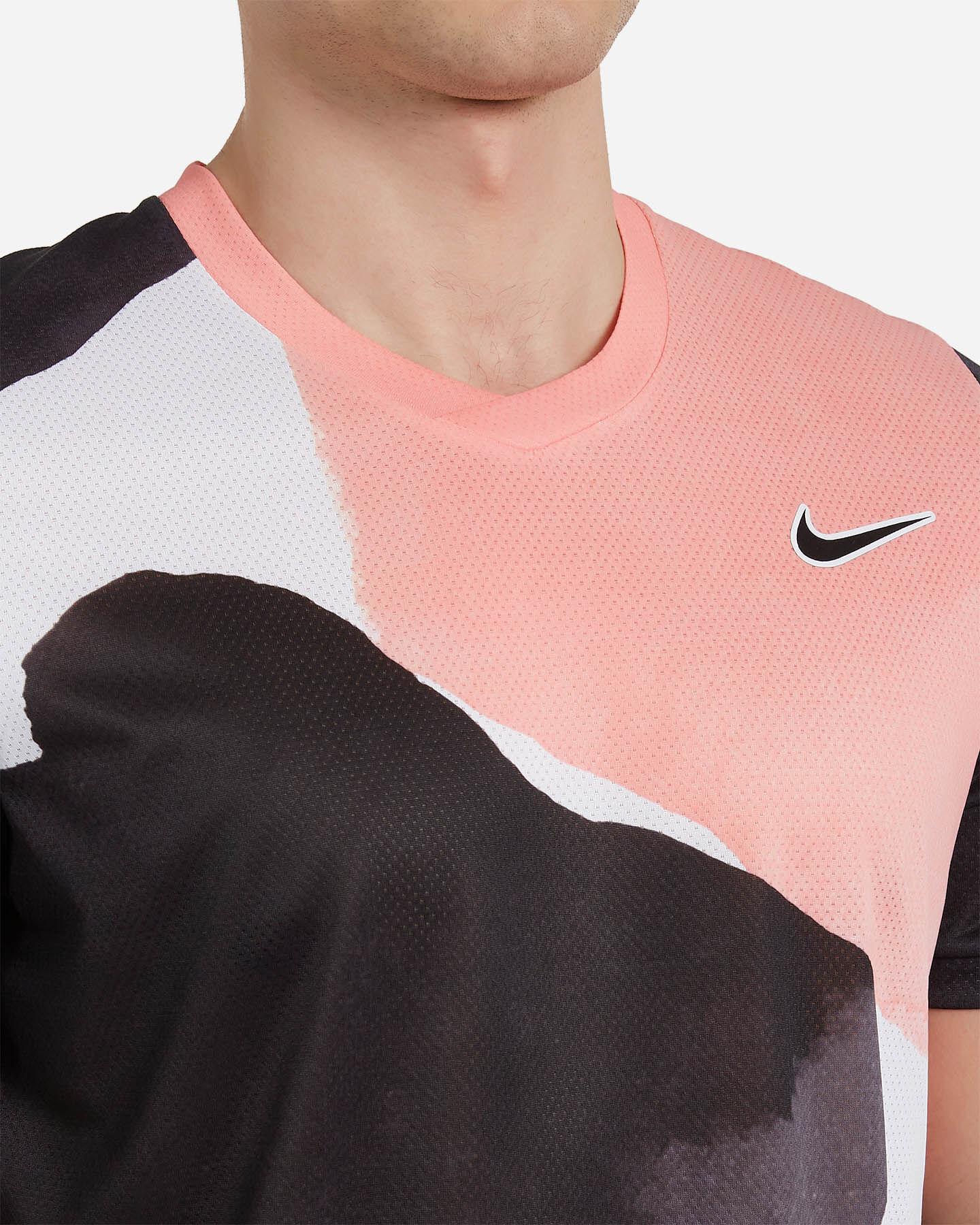 T-Shirt tennis NIKE COURT CHALLENGER M S5162982 scatto 4