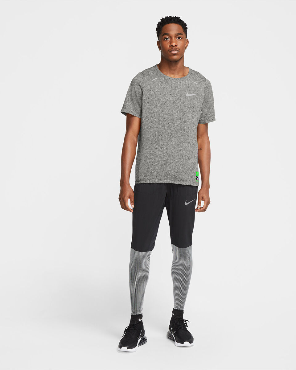 T-Shirt running NIKE RISE 365 FUTURE FAST M S5225510 scatto 4