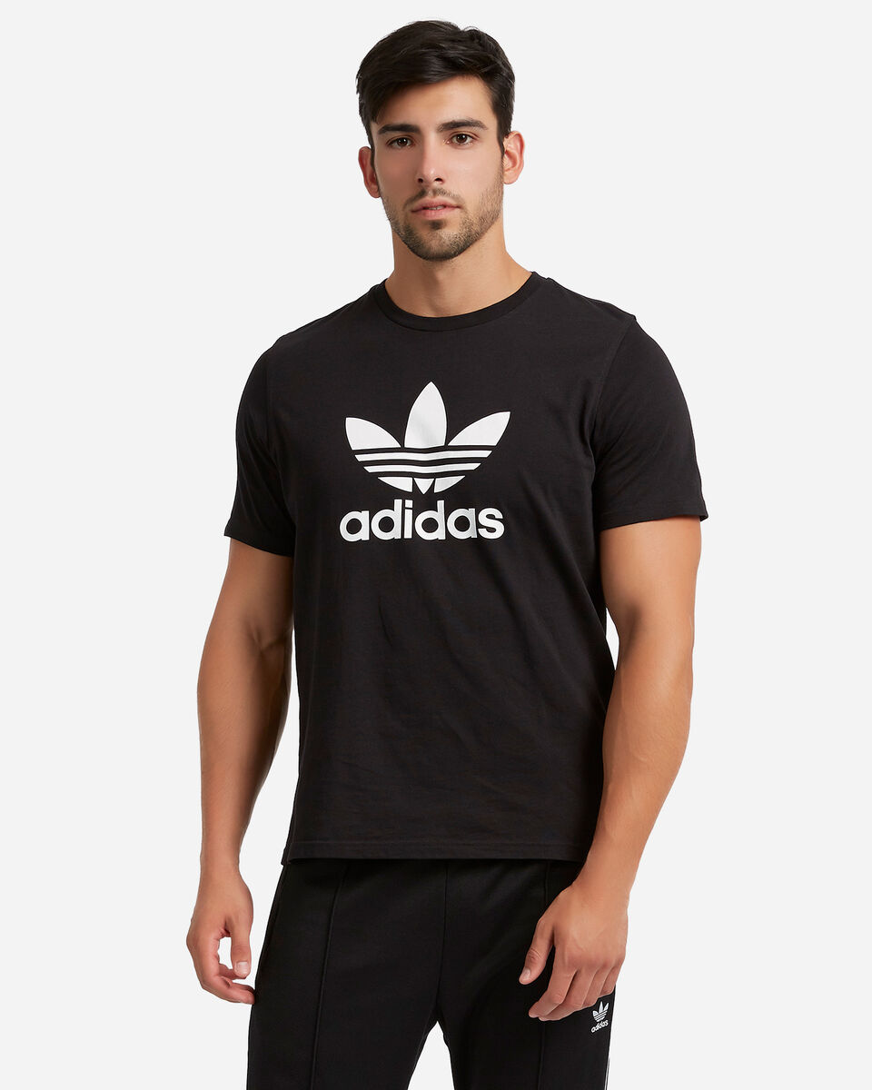 T-Shirt ADIDAS TREFOIL M S4033199 scatto 0