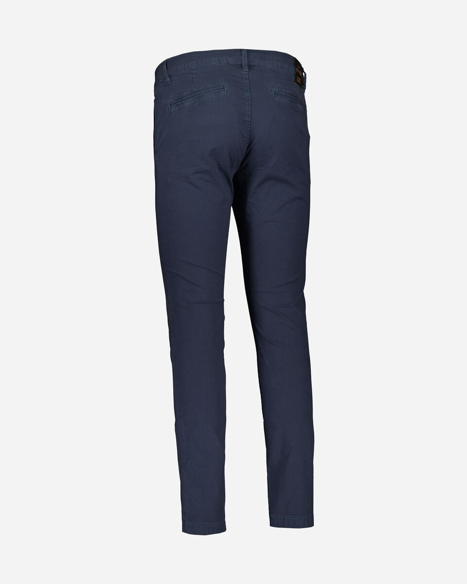 Pantalone COTTON BELT CHINO SLIM M S5182785 scatto 5