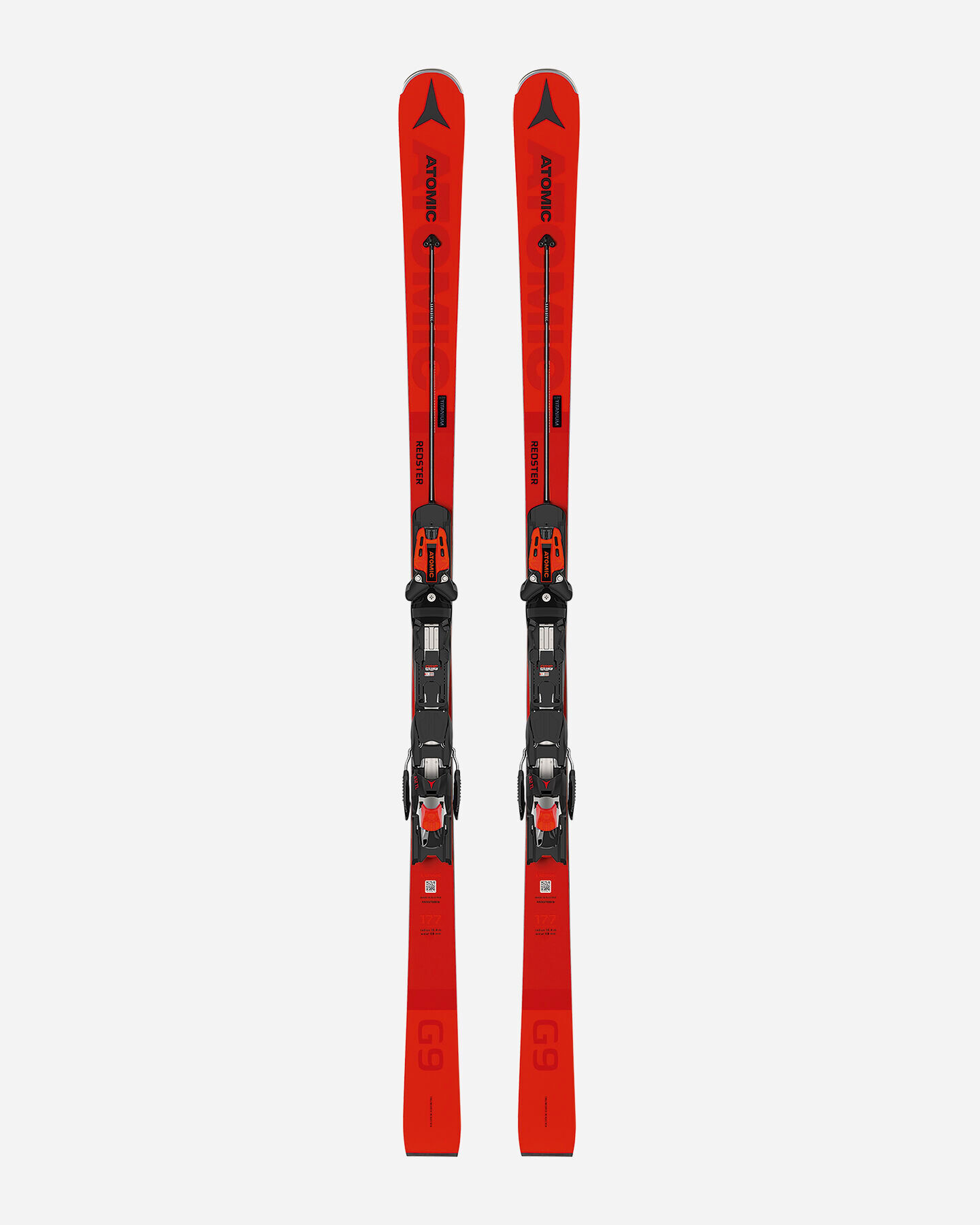 Sci ATOMIC REDSTER G9 + X 12 TL GW S5155603 scatto 1