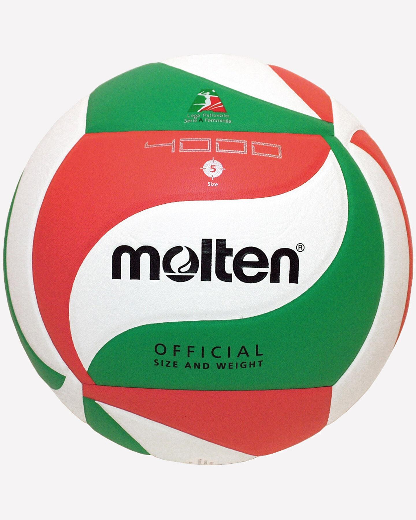 Pallone volley MOLTEN 4000 TRAINING MIS.5 S1168978 9999 5 scatto 1