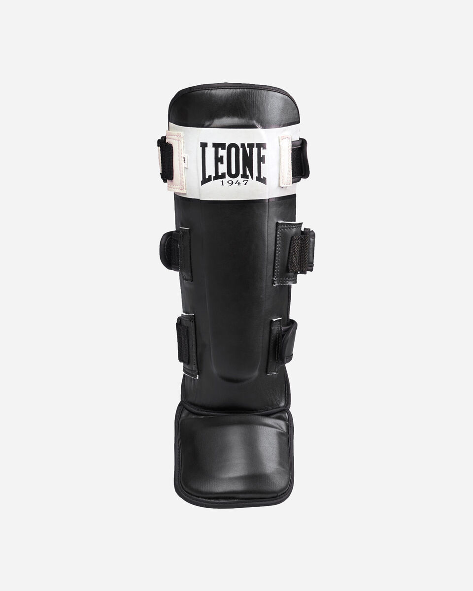 Accessorio boxe LEONE PARATIBIA SHOCK S1292745 scatto 1