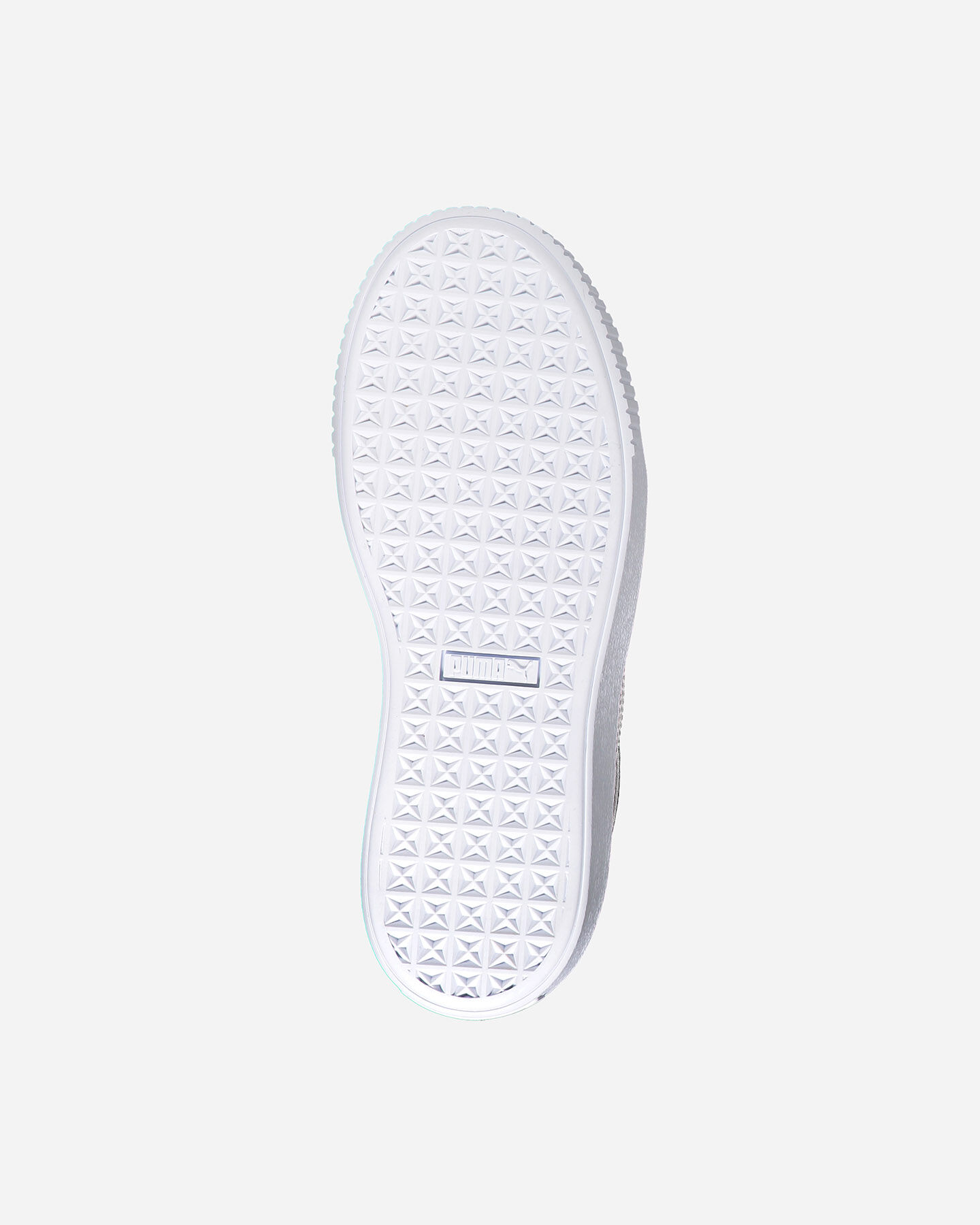 puma suede platform safari w scarpa