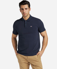 POLO uomo TOMMY HILFIGER CLASSIC EMBOSSED COLLAR M