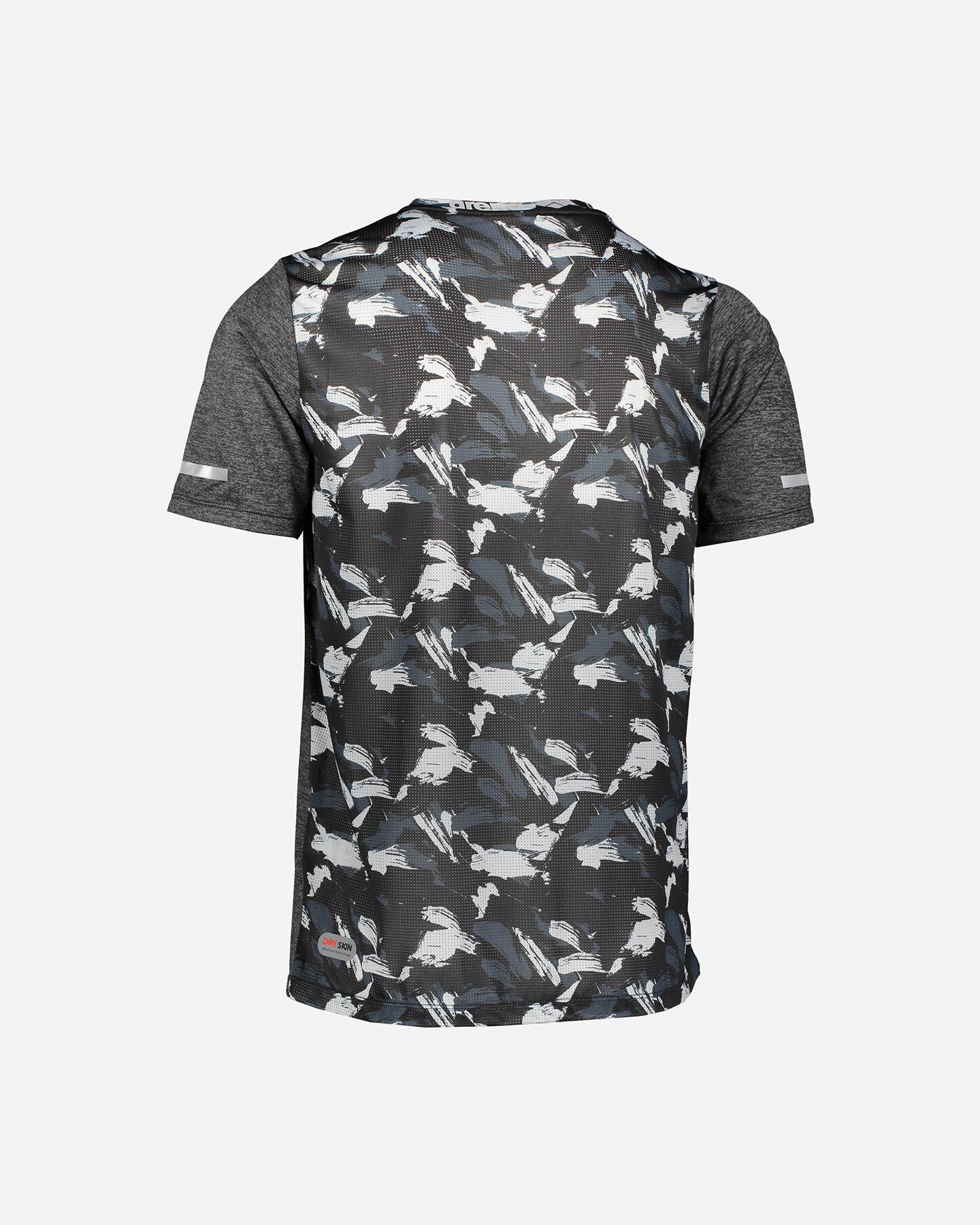 T-Shirt training ARENA LOGO C/MESH M S4075256 scatto 1