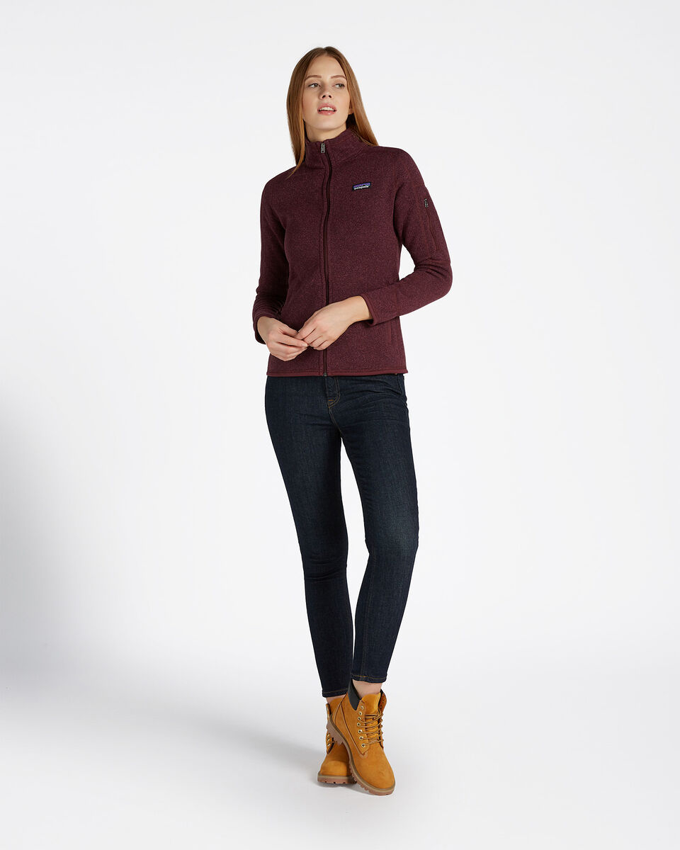 Pile PATAGONIA BETTER SWEATER FLEECE FZ W S4073650 scatto 1