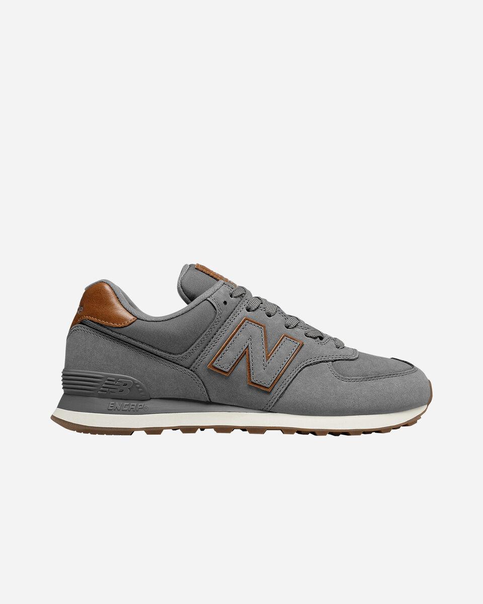 Scarpe sneakers NEW BALANCE 574 M S5122089 scatto 0