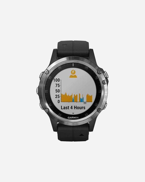 d3c60ff2fce808 Orologio Multifunzione Garmin Fenix 5 Plus 010-01988-11 | Cisalfa Sport
