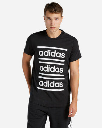T-Shirt ADIDAS C90 3LOGO M