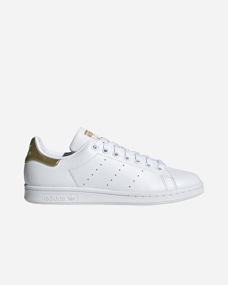 Scarpe sneakers ADIDAS STAN SMITH W S5273436 scatto 0