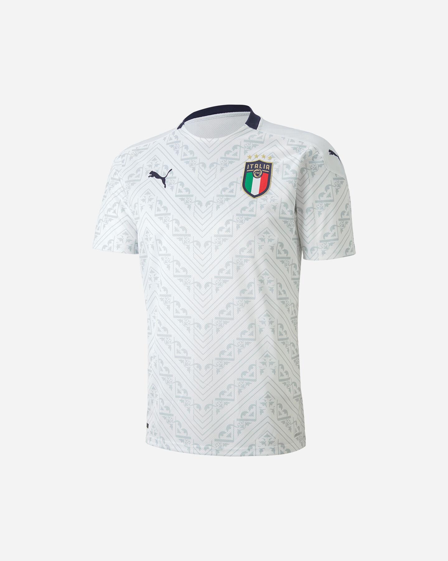 Maglia calcio PUMA ITALIA FIGC AWAY JR S5172837 scatto 0