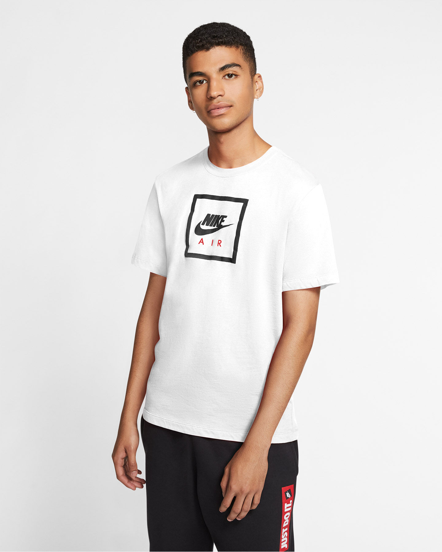 T-Shirt NIKE AIR M S5248560 scatto 2
