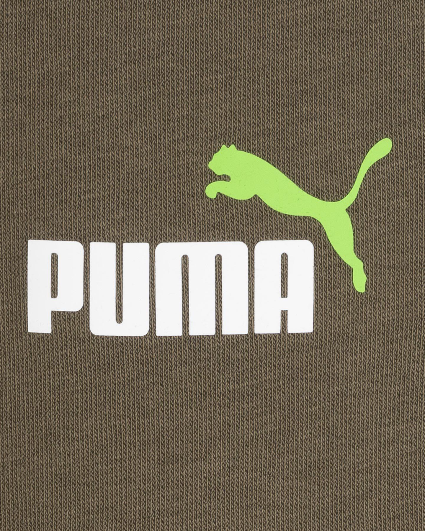 Pantalone PUMA BASIC JR S5339161 scatto 2