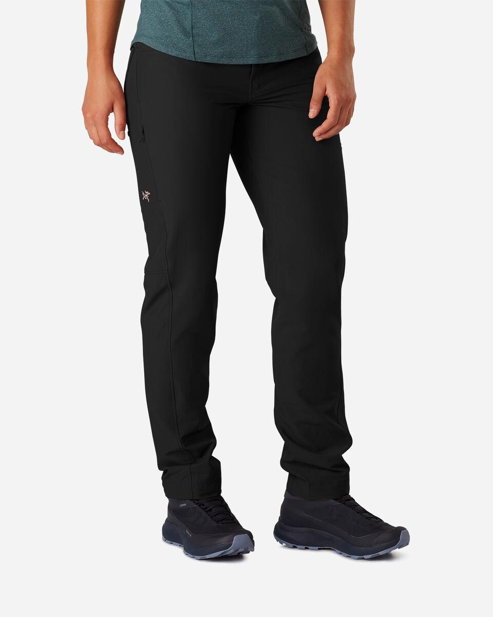 Pantalone outdoor ARC'TERYX CRESTON W S4075249 scatto 1