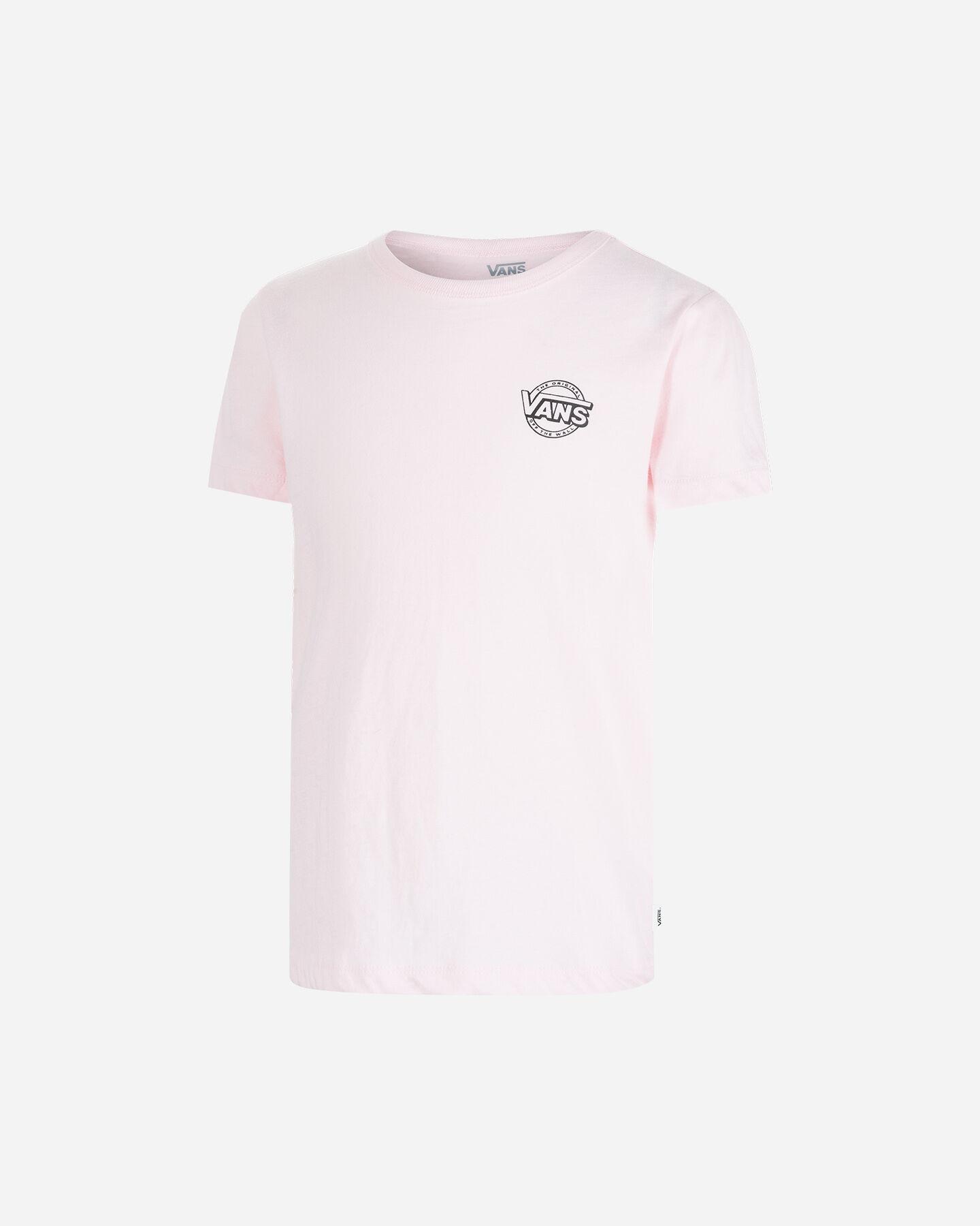 T-Shirt VANS BASIC JR S5246235 scatto 0