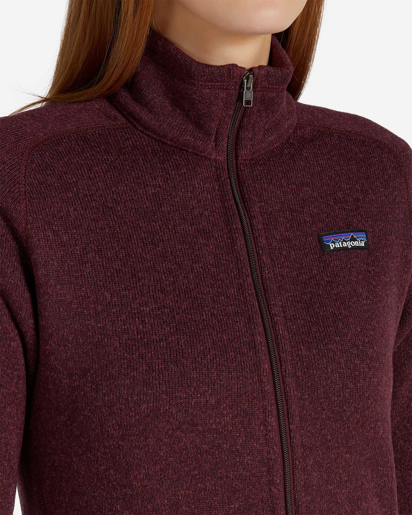 Pile PATAGONIA BETTER SWEATER FLEECE FZ W S4073650 scatto 4