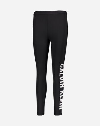 Leggings CALVIN KLEIN POLY BLOGO GAMBA W