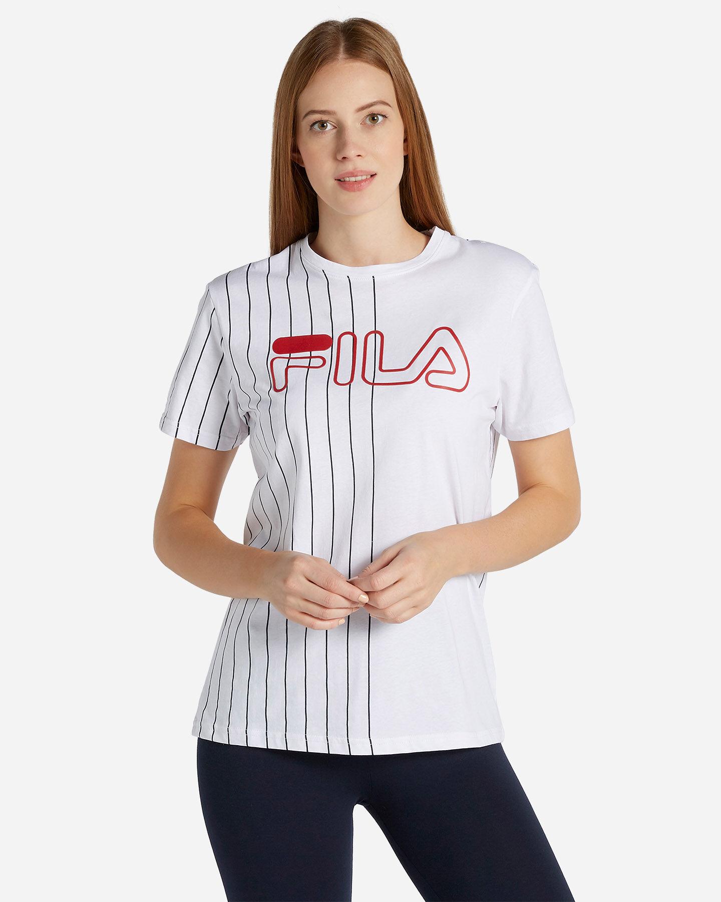T-Shirt FILA BORG W S4067243 scatto 0