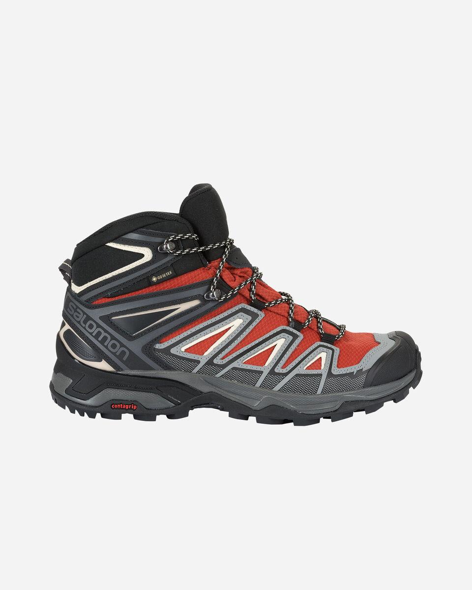 Scarpe escursionismo SALOMON X ULTRA 3 MID GTX S5197218 scatto 0