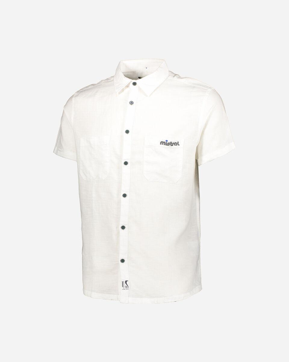 Camicia MISTRAL LINEN M S4087946 scatto 0