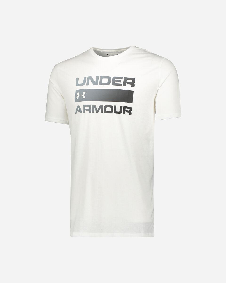 T-Shirt training UNDER ARMOUR TEAM ISSUE WORDMARK M S5035467 scatto 0