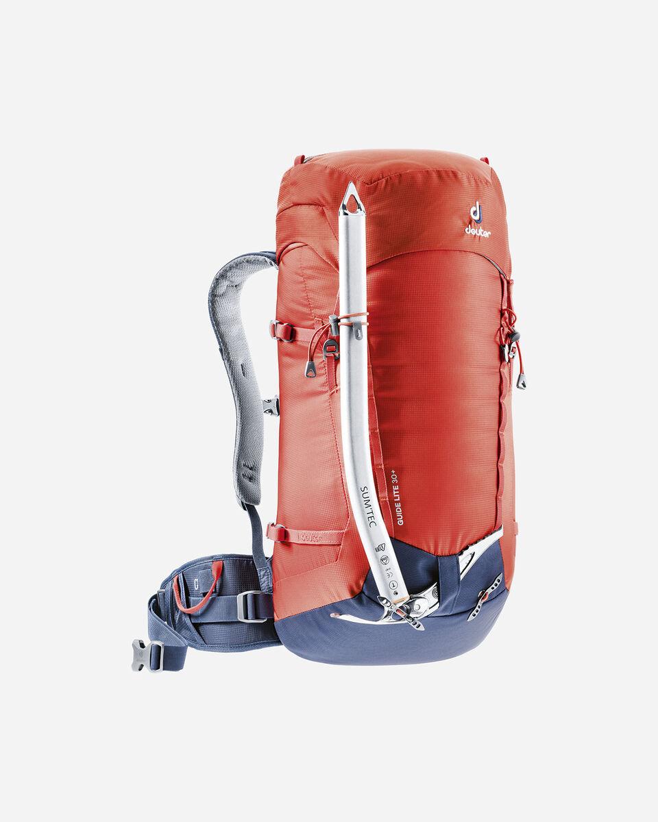Zaino alpinismo DEUTER GUIDE LITE 30+ S4077421 9311 UNI scatto 3