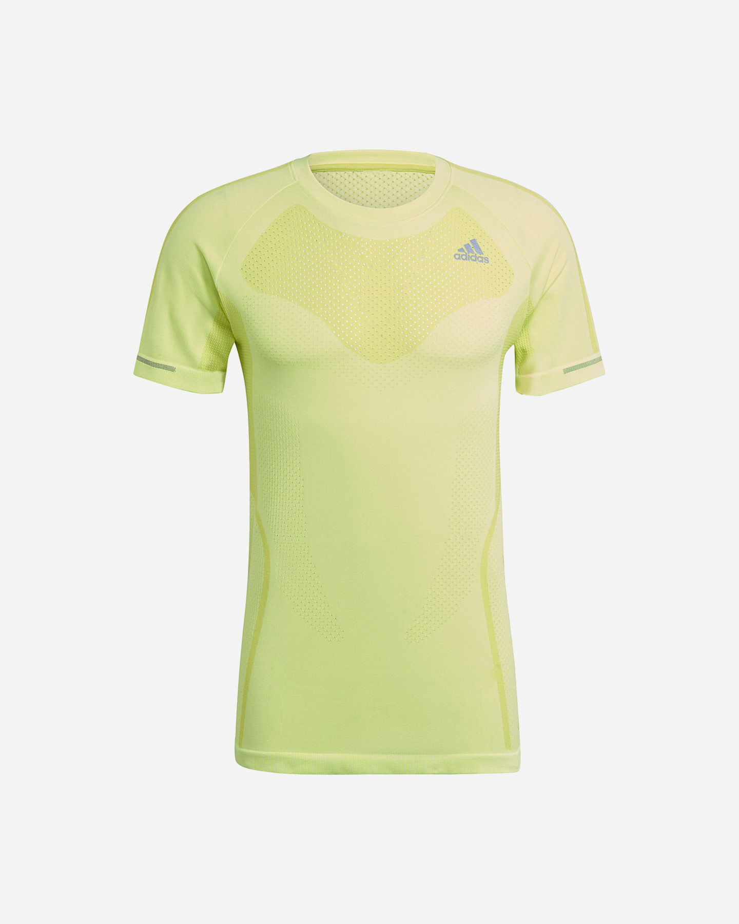 T-Shirt running ADIDAS PRIMEKNIT M S5275149 scatto 0