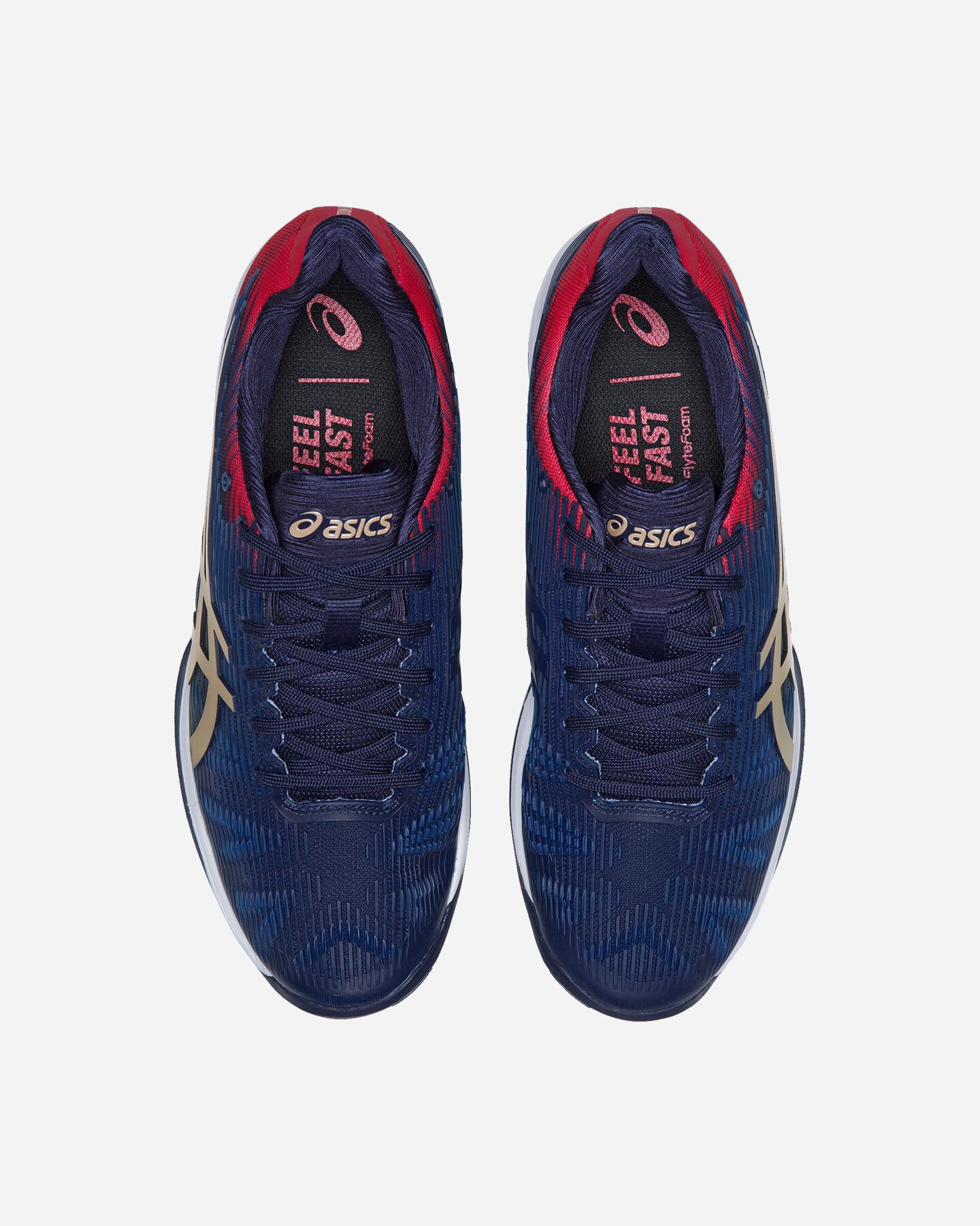 Scarpe tennis ASICS SOLUTION SPEED FF M S5159438 scatto 4
