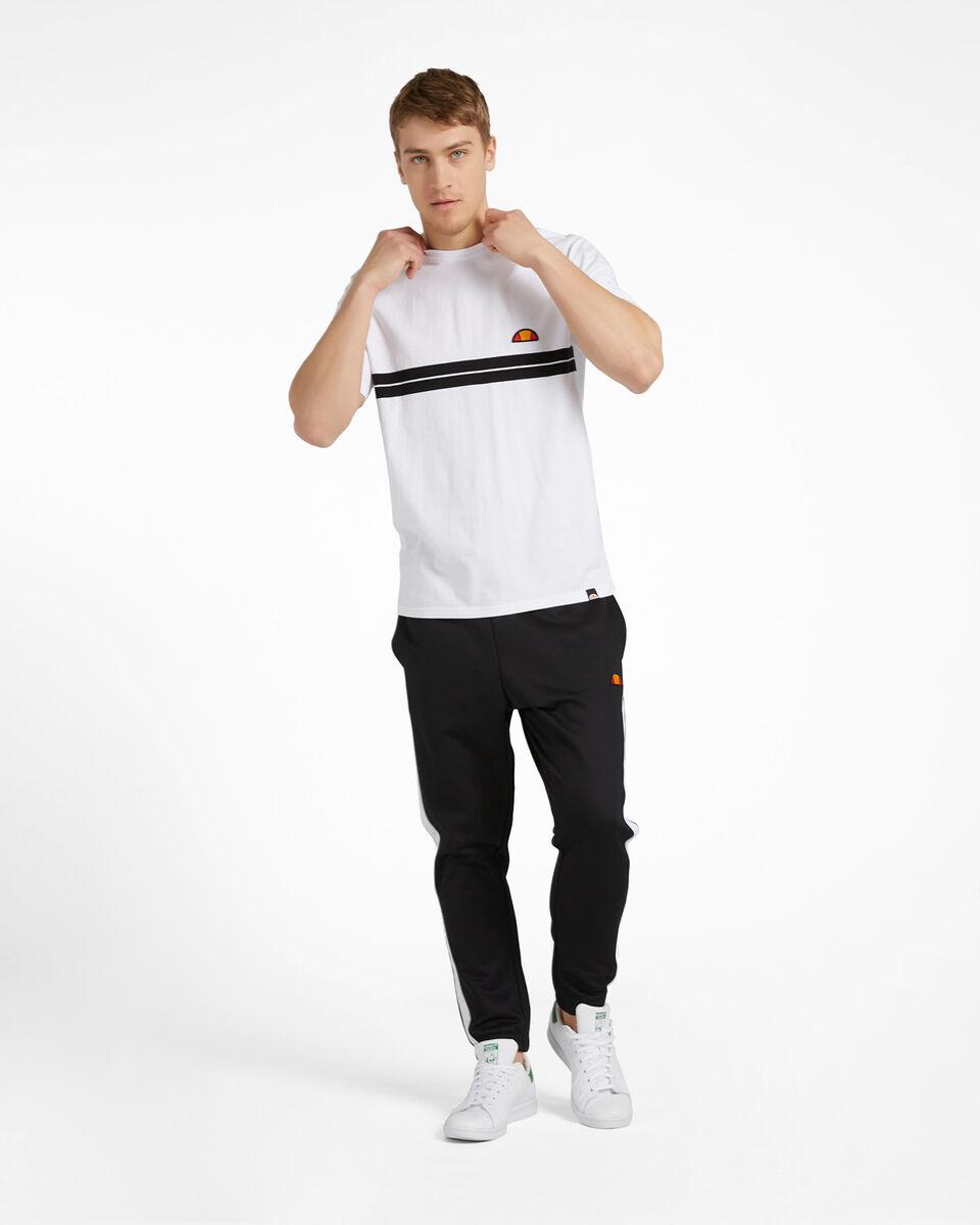 T-Shirt ELLESSE STRIPES M S4088418 scatto 1