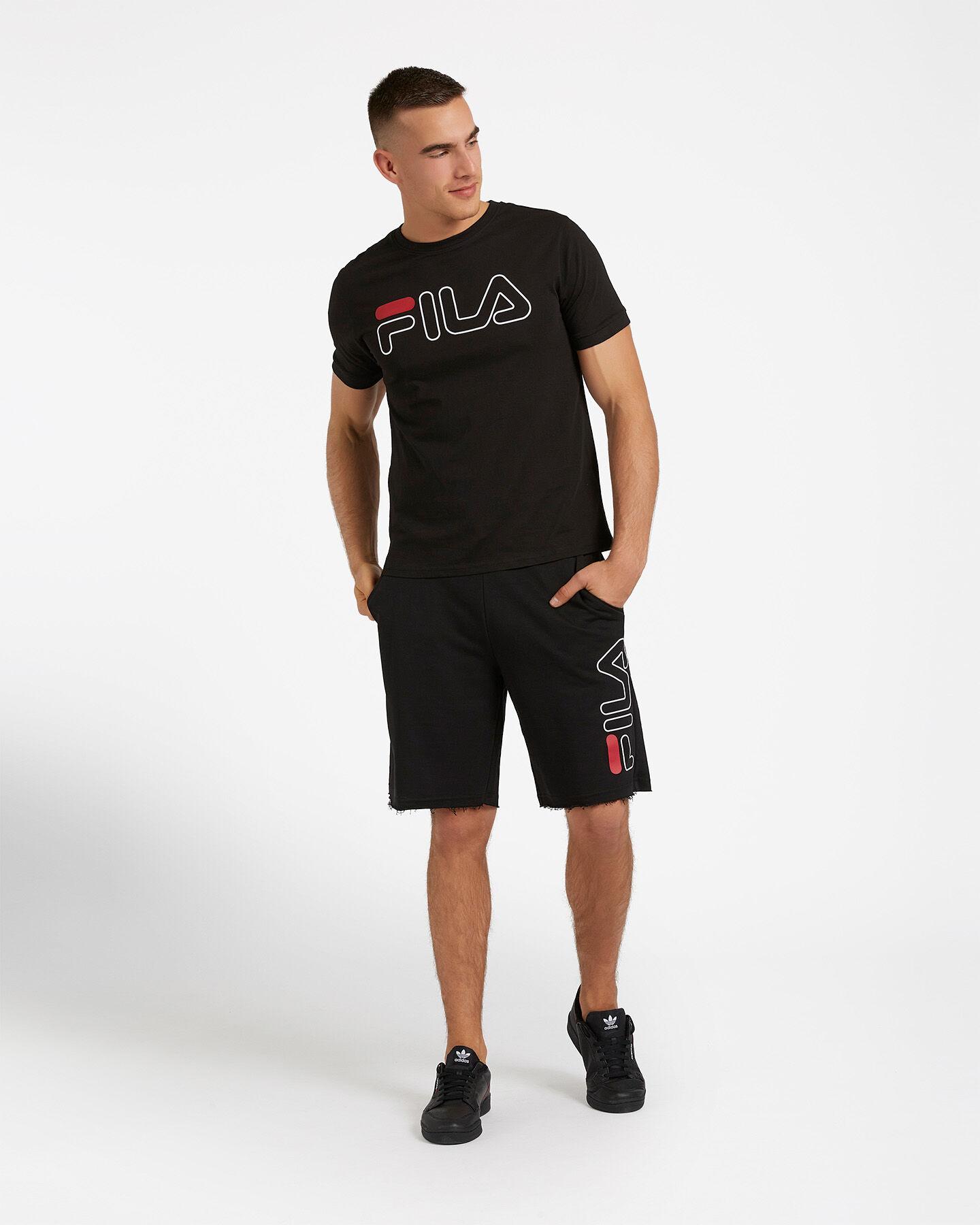 T-Shirt FILA BIG LOGO M S4067077 scatto 1