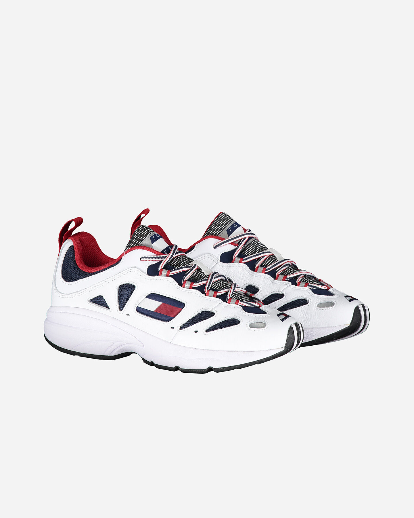 Scarpe sneakers TOMMY HILFIGER HERITAGE M S4071966 scatto 1